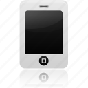 apple, call, chat, ipod, message, mobile, phone, telephone icon