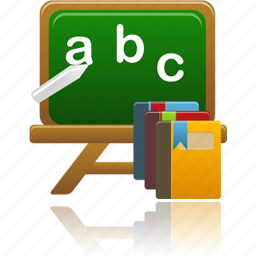 Courses Course School Education Training Study Letters Learning Student Icon