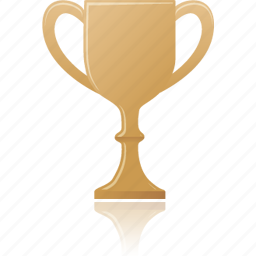 award, bronze, cup, prize, winner icon
