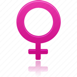 Female Girl Lady Woman Icon