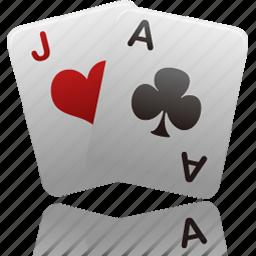 card, hazard, playing card, playing cards, playingcards, poker icon
