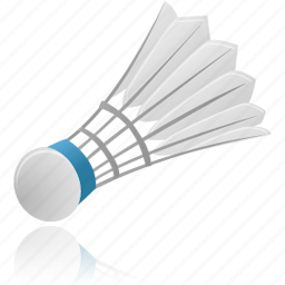 play, player, shuttlecock, sport, training icon