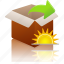changes, extract, today icon
