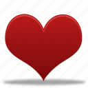 favorite, favorites, game, heart, hearts, playing cards, poker icon