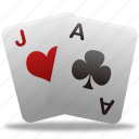 card, cards, game, play, playingcards, poker icon