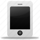 apple, call, chat, ipod, message, mobile, phone, talk, telephone, voice icon