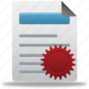 document, documents, file, files, license, manager icon