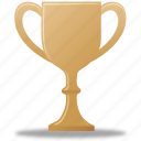 award, bronze, gold, medal, prize, trophy, winner icon
