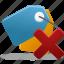 bookmark, delete, favorite, favorites, remove icon
