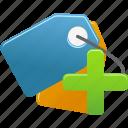 add, bookmark, favorite, favorites, plus icon