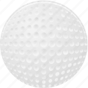 ball, game, golf, play, sport, training icon