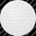 ball, game, golf, play, sport, training icon