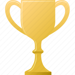award, cup, gold, prize, winner icon