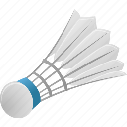ball, exercise, fitness, play, shuttlecock, sport, training icon