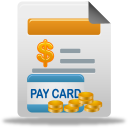 bill, invoice, method, payment, sales icon