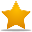 bookmark, favorite, full, rating, star