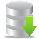 database, download icon