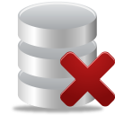 database, from, remove
