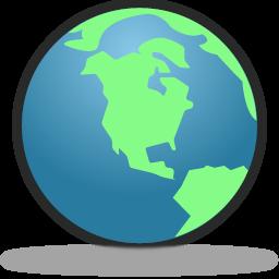 browser, earth, globe, internet, world, worldwide icon