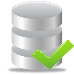 accept, database icon