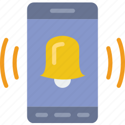 alarm, app, communication, file, interaction, phone icon
