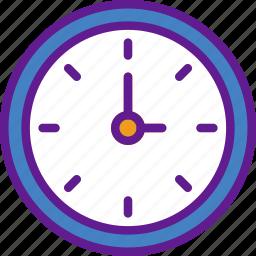 app, clock, communication, file, interaction icon