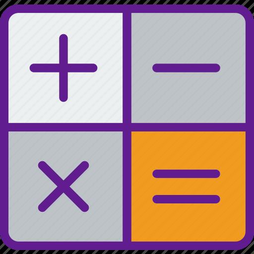 app, calculator, communication, file, interaction icon
