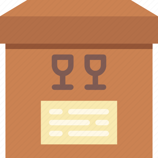 app, box, communication, file, interaction icon