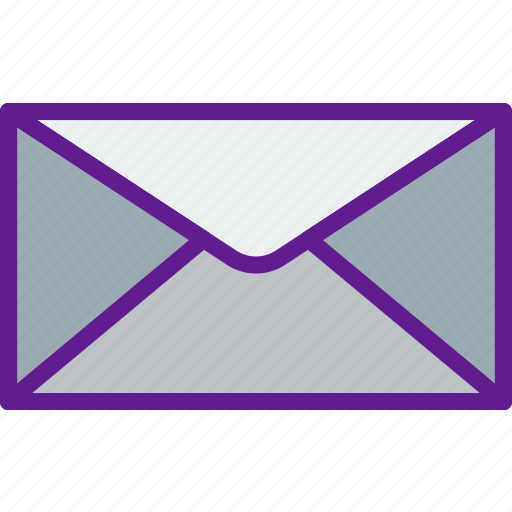 app, communication, envelope, file, interaction icon