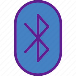 app, bluetooth, communication, file, interaction icon
