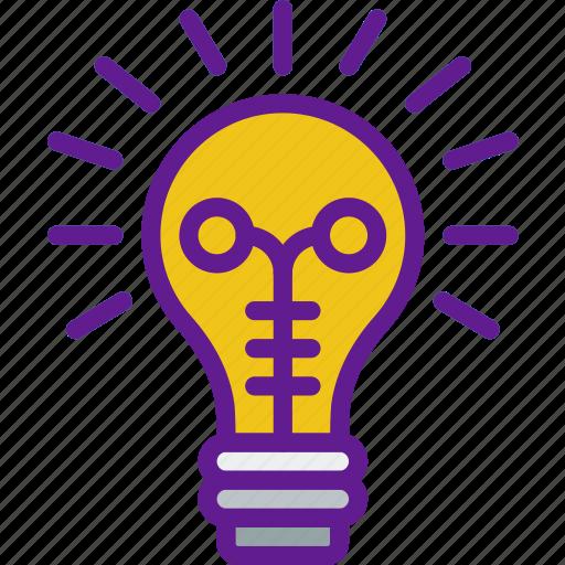 app, communication, file, idea, interaction icon