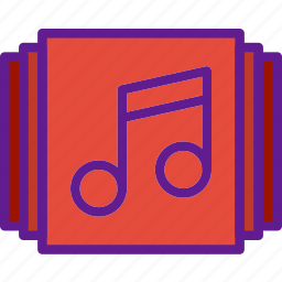 album, app, communication, file, interaction icon