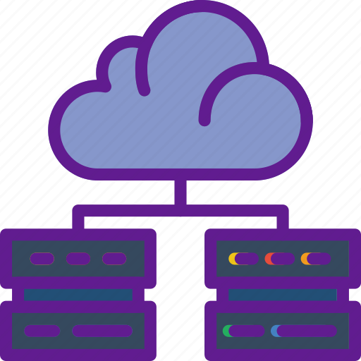 app, cloud, communication, file, interaction, network icon