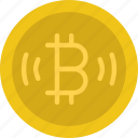 bitcoin, buy, commerce, sale, sell, shopping icon