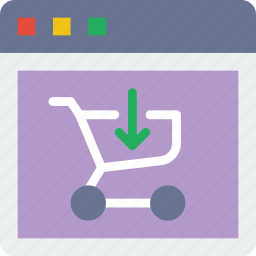 add, buy, cart, commerce, sale, sell, shopping icon