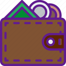 buy, commerce, full, sale, sell, shopping, wallet icon