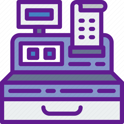 buy, cashier, commerce, sale, sell, shopping icon