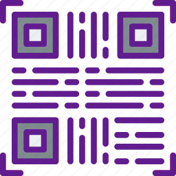 buy, code, commerce, qr, sale, sell, shopping icon