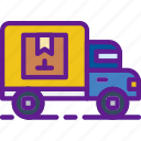 buy, commerce, delivery, sale, sell, shopping, truck icon