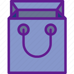 bag, buy, commerce, sale, sell, shopping icon