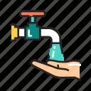 hand, hygiene, wash