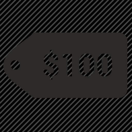 cost, money, price, tag icon