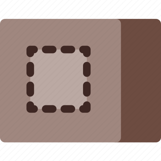 box, delivery, package, print, printing, shipping icon
