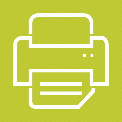 copier, document, paper, print, printer, printing, printout icon