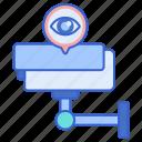 camera, cctv, security, video