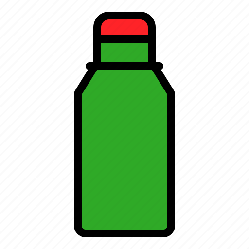 bottle, container, drinks, glass bottle icon