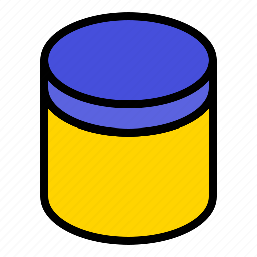 can, container, jar, pot icon
