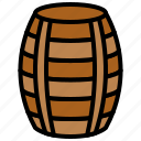 ale, barrel, beer, wooden