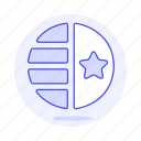 chart, development, plan, planning, product, sequence, stage, stages icon