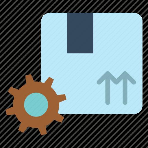 branding, gear, premium, product, quality icon